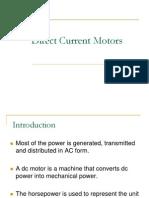 Direct Current Motors[1]