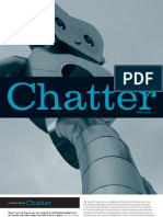 Chatter, May 2012