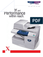 Xerox Copy Centre C20 Product Brochre