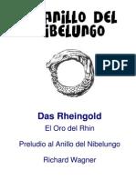 El Oro del Rhin (Das Rheingold)