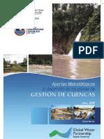 Aportes Metodologicos al Desarrollo de Gestión de Cuencas