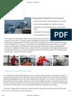 Ocean Science - Underway SV