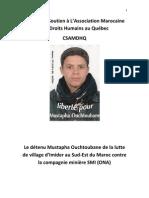 Dossier Lutte de Moustapha Et d'Imider