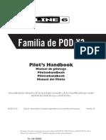 POD X3 Live - Manual Del Usuario