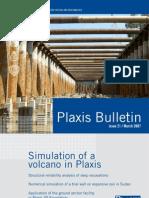 21 PLAXIS Bulletin