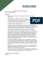 Carta a Los Derechos de Los Pueblos de Argel