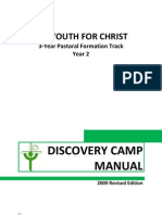 Yfc Discovery Camp Manual (2009 Edition)