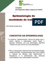 Epidemiologia Da Morbidade Do Trabalho