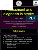 Assessment and Diagnosis of Stroke