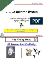 Mark Smith - Technical Writing