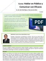 Convocatoria Curso AIDO (Mayo-Junio-12)