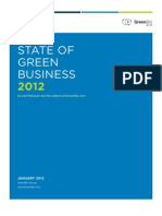 State of Green Business 2012