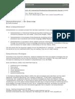 Barratt Comprehension Overview