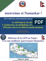 La GFP dans le 21e siècle