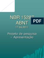 NBR+15287+ABNT+2011+-+Val- ¦éria+Dell'Isola