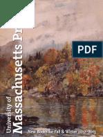 UMass Press Fall & Winter 2012-2013 Catalog