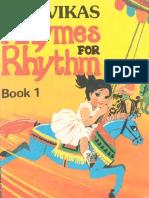Rhymes for Rhythm Book 1