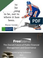 The [Social] Future of Public Financial Management