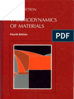 Introduction of Thermodynamics of Materials-David R. Gaskell