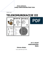Telekomunikacija III
