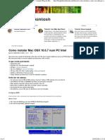 Como Instalar o Mac OS X Snow Leopard Num PC Comum _ Blog Do Hack Into Sh