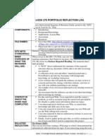 Nunez Wiki Reflection Log