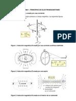 PARTE 2. TEMA 1. Principios de Electromagnetismo