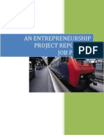Online Recruitment Portal Project Report