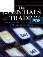 The Essentials of Trading - From the Basics to Building a Winning Strategy