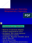 Infecciones por Clamidias, Micoplasmas y Legionela
