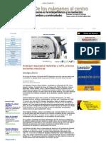 25-04-12 Analizan diputados federales y CFE, precios de tarifas eléctricas