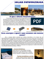 Painel Inct 2011 0 Cartilha Energia Solar Fotovoltaica
