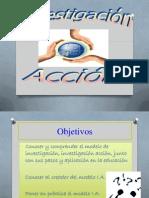 Características de Investigación Acción