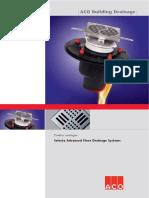Selecta Advanced Floor Gully Brochure
