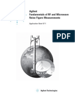 Fundamentals of RF and Microwave Noise Figure Measurements AN57_1