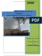 Renewable Energy Committee Report