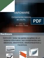 Hardware de La Pc