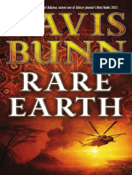 Rare Earth by Davis Bunn Sample Chapters 1-3