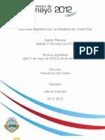 DISCURSO JEFATURA PAC - 1º de mayo (Yolanda Acuña)
