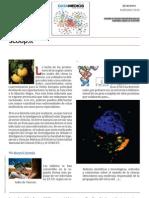 Periodismo Cientifico (22 Abril a 1 Mayo.2012)