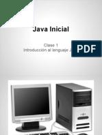 JavaInicial-Clase1