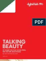 Talking Beauty