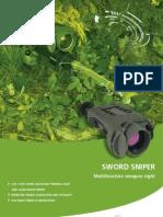D1364E Sword Sniper