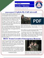 Marauder Squadron - May 2008