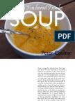 When I'm Bored I Make Soup - The Book