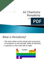 Periodicity Power Point