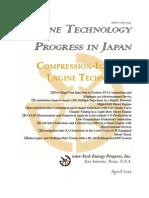 Engine Technology Progress In Japan - Diesel Engines