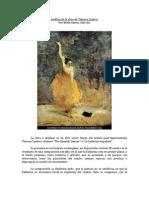Análisis de la obra de Tolouse Lautrec