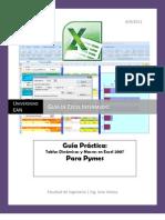 Guia de Excel Intermedio