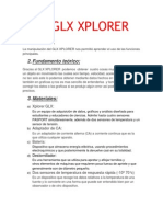EL GLX XPLORER